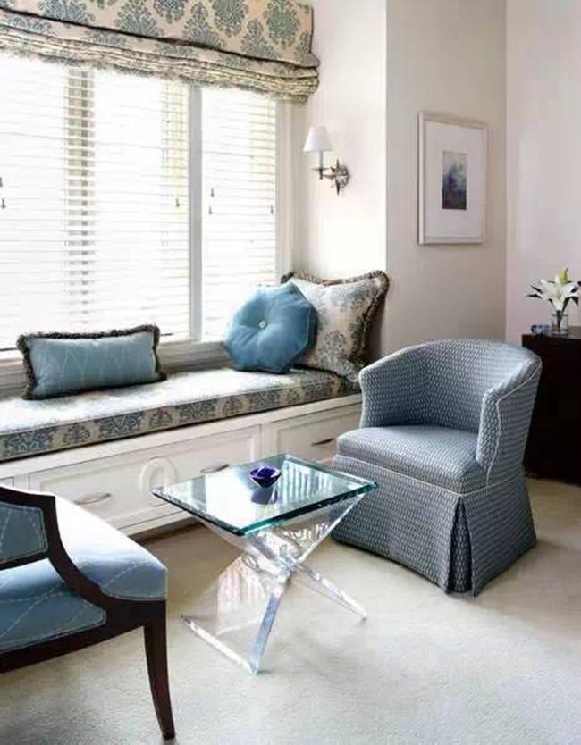 象田装饰打造只属于你的客厅飘窗,独享冬日一米阳光!