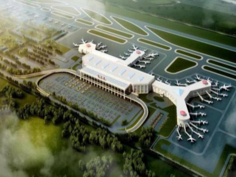 BIM软件在机场工程中的应用与研究