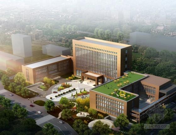 [北京]教育实习基地项目建设工程施工招标文件及投标文件(附全套图纸 报价 施组)