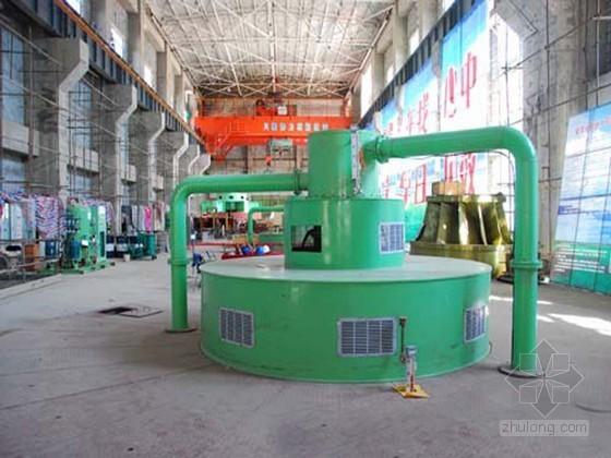 二级水电站冬季施工安装项目施工方案