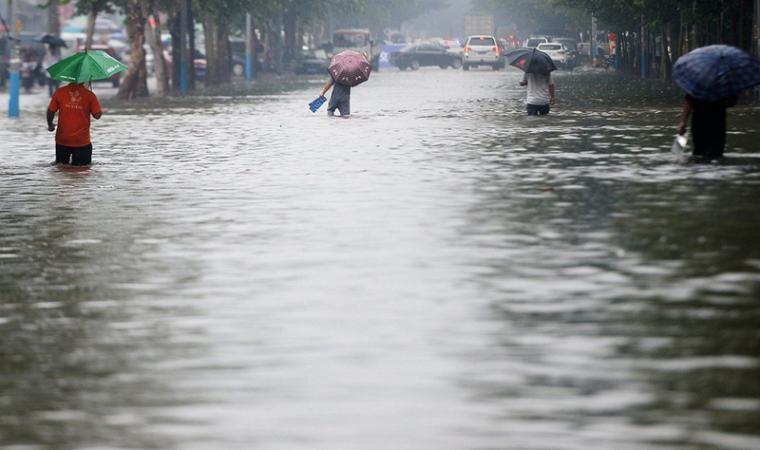 """告别""""雨后看海"""",BIM助力海绵城市建设"""