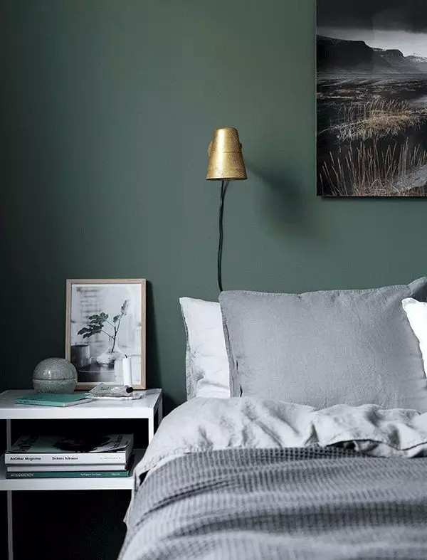 床头灯的搭配艺术,让你的房间化身设计师旅店!_6