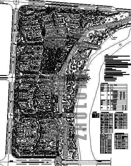 """河南某""""双汇国际花园""""规划设计方案"""