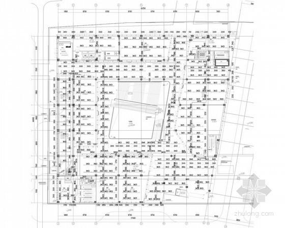 [广东]250米超高层办公楼给排水消防施工图(虹吸雨水 气体灭火)