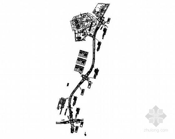 [重庆]双向四车道市政道路图纸76张