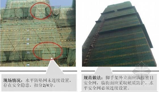 建筑工程安全文明通病做法及规范做法总结(附图较多)