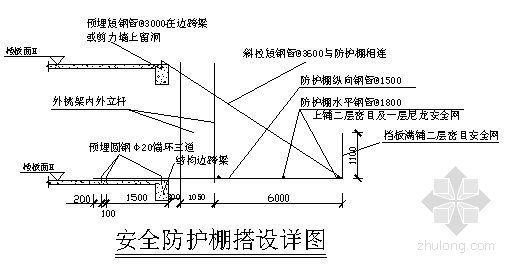 广州某大型综合建筑施工组织设计