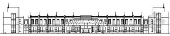 某旅游区滑雪俱乐部建筑方案设计