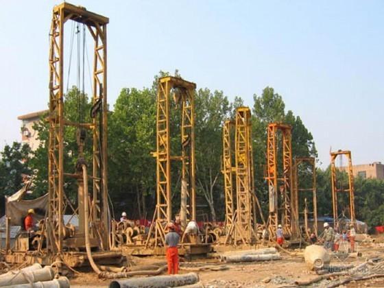 预制桩试桩施工方案资料下载-[湖北]商业广场钻孔桩基础工程试桩施工方案