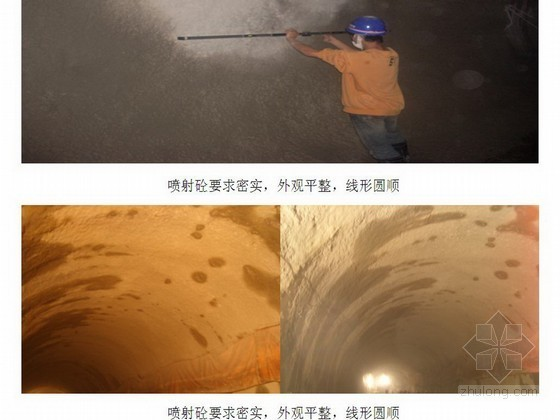 V级浅埋围岩资料下载-V级围岩浅埋暗挖段穿越强风化层隧道洞身支护施工交底(2013)