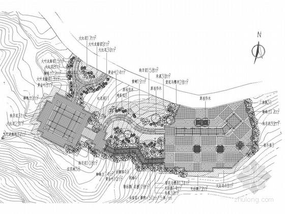 [东莞]超全典型森林公园景观规划设计施工图