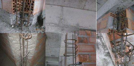 建筑工程砌体工程施工质量要点汇报讲义(30页 图文并茂)
