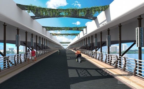 下挂钢结构桥梁施工组织设计(142页 配图丰富)