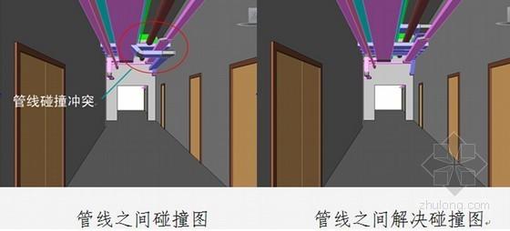 建筑工程机电工程三维深化设计施工工法