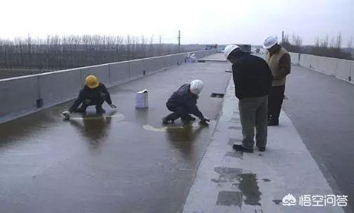 不同的防水工程,防水材料需要区别对待吗?