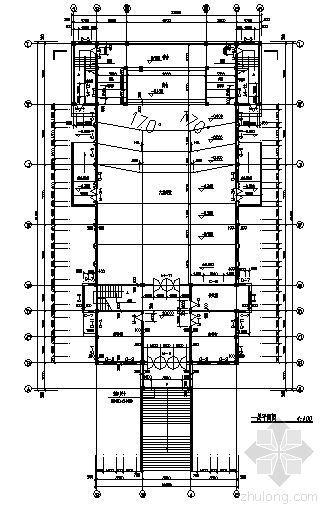 某四层基督教会建筑施工图-3