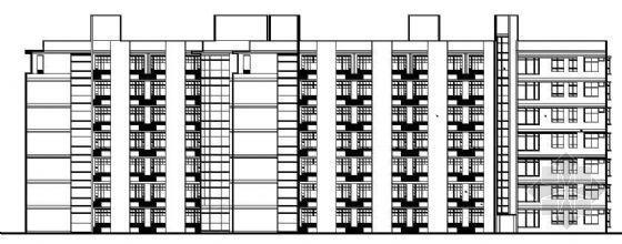 某市八层医院公寓楼建筑方案设计