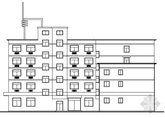 某五层办公综合楼施工图