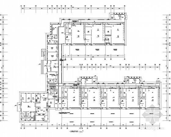 [山东]幼儿园迁建工程电气设计施工图(系统较全)