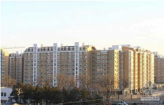 IPMP认证资料下载-北京某小区一期工程项目管理报告(IPMP B级)
