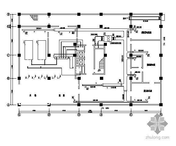 冷热源课程设计-兴业大厦制冷工程设计