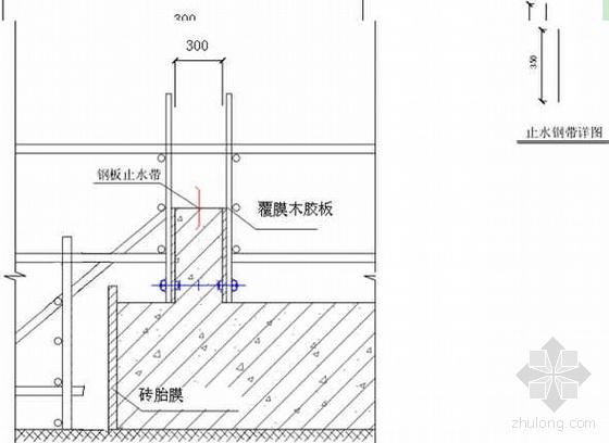 河南某高层住宅施工组织设计(剪力墙结构)