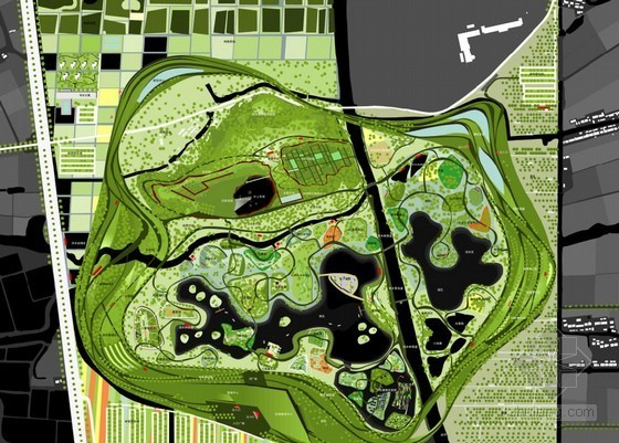 [上海]专类公园景观设计方案