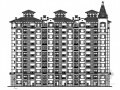 [济宁]某十一层三连板住宅建筑施工图