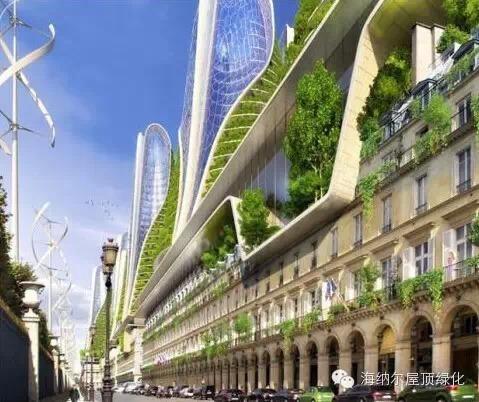 未来8大绿色建筑,再也不担心雾霾
