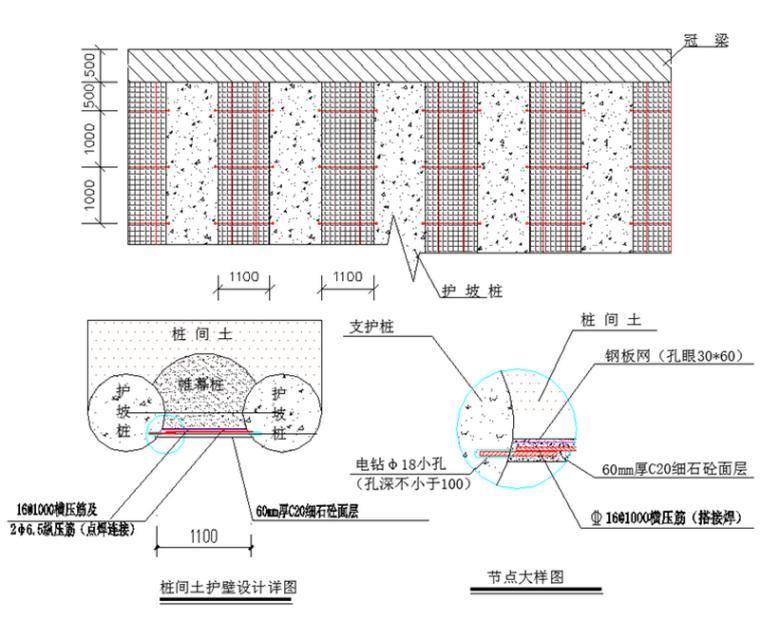 安置房工程基坑支护与土方工程施工方案(167页,附计算书)