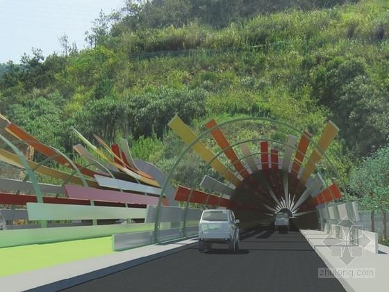 """[浙江]""""抵达""""滨海景观道路规划设计方案"""