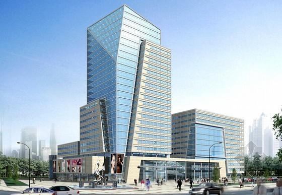 [福建]框架及框筒结构高层办公楼施工组织设计(近200页)