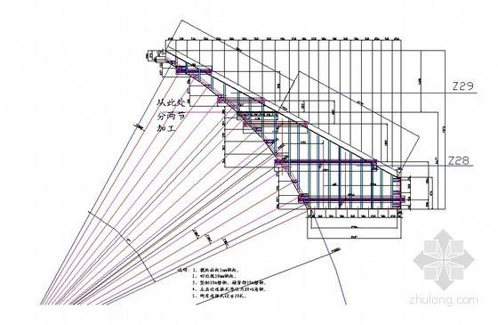 [贵阳]体育馆工程弧形柱、Y形柱模板施工设计方案(多图)