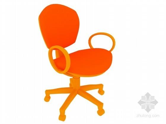 现代沙发椅3D模型下载