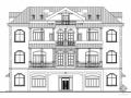 [东田镇]某三层私宅别墅建筑施工图