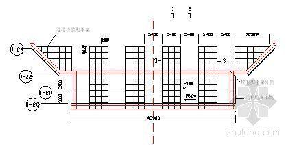 长春市某政府新建办公楼工程东西廊脚手架施工方案