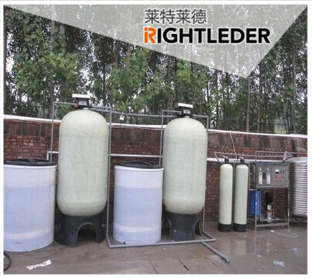 热电厂锅炉软化水设备的选型知识