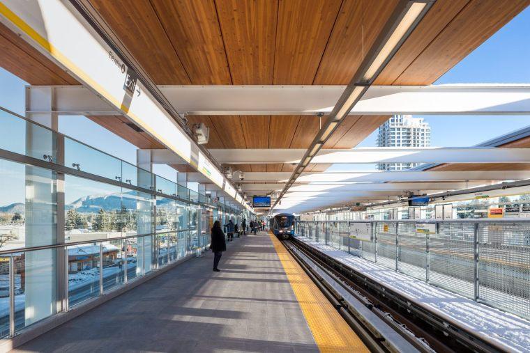 加拿大长青线车站-6