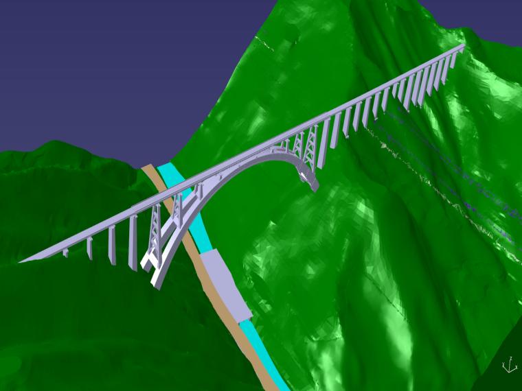 双线特大桥BIM应用成果汇报