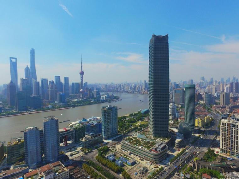 """上海""""浦西第一高楼""""白玉兰广场竣工,在66层最高处设观光平台!"""