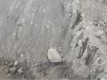 石灰粉煤灰砂砾基层摊铺时粗细料分离是什么原因?怎么处理?