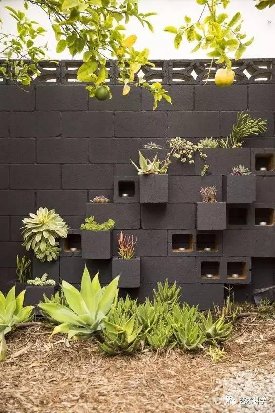 景观风水丨庭院围墙设计中的讲究_9