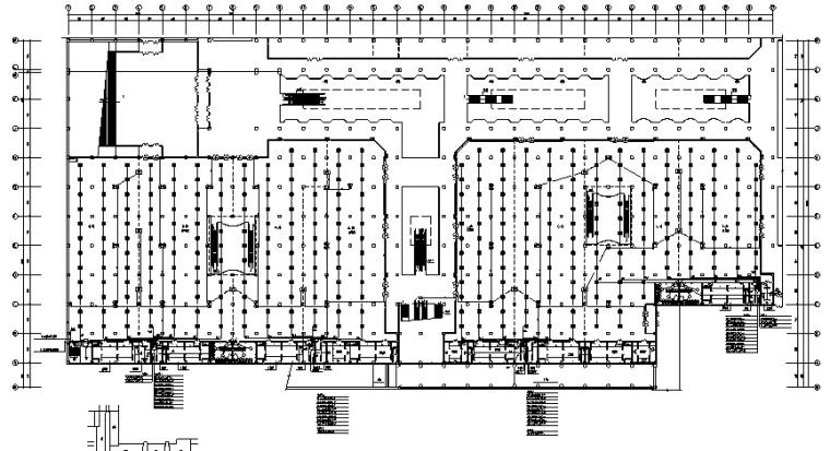 某17万平米地下大型商场电气图