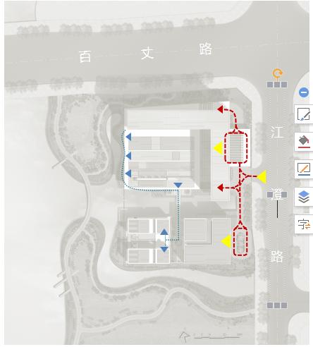 [浙江]高层中式风格酒店娱乐综合体建筑方案文本_7