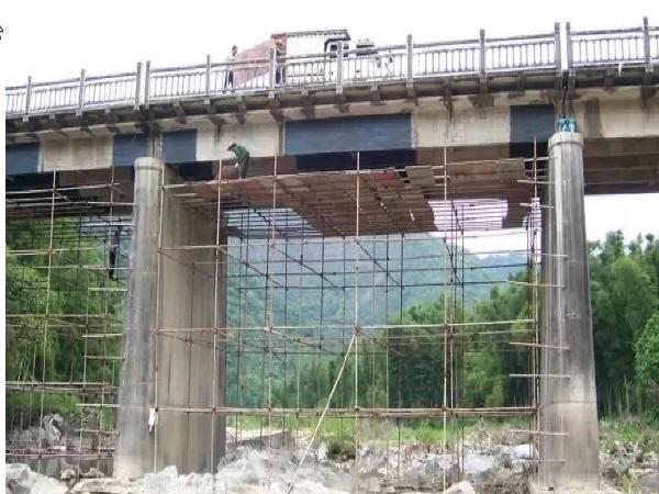 桥梁加固的主要施工方法