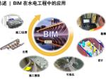 黄登水电站施工总布置BIM协同设计(PPT成果汇报)