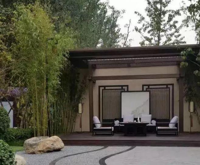 50款|各式新中式景观亭设计_14