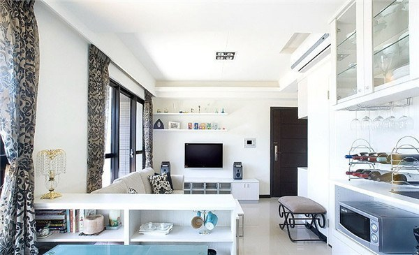 衡阳装饰:最爱简约风格小户型装修,梦想中的房子!
