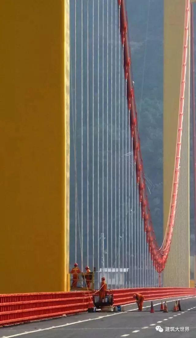 用火箭架桥!云南200层楼高的世界第一高桥!震惊世界!_12