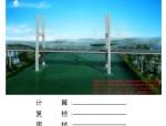 莆田联十一线A5标三江口特大桥过渡墩钻孔平台设计计算书